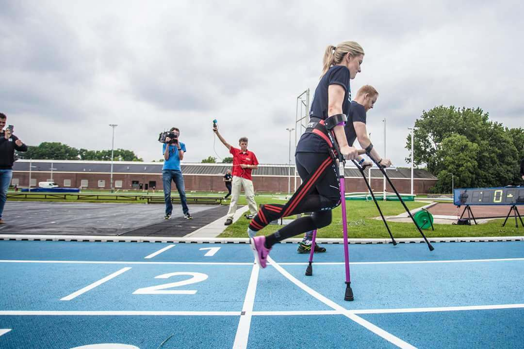 'Irish cancer survivor to attempt world record for fastest 5km - on crutches'